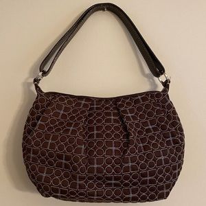 Kate Spade Brown Amanda Quilted Purse
